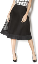 Gracia Net A-line Skirt