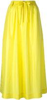 Joseph midi full skirt
