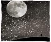 Deny Designs Love Under The Stars Throw Blanket