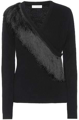 Altuzarra Daumier wool top