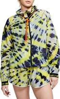 Nike x Off-White Tie Dye Jacket