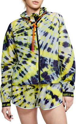 Nike x Off-White Tie Dye Jacket