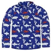 Steiff Boy's Sonnenschutzshirt 1/2 Arm 6717723 Swimwear,6-9 Months