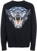 Marcelo Burlon County of Milan panther print top