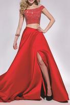 Jovani Two Piece Dress