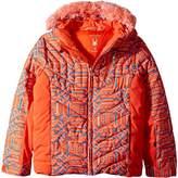 Spyder Hottie Faux Fur Jacket (Big Kids)