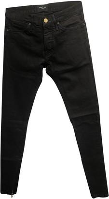 Fear Of God Black Cotton - elasthane Jeans