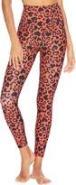 Beach Riot Piper Leopard Print High Waist Leggings
