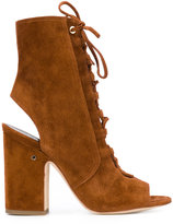 Laurence Dacade lace up boots - women - Leather - 38.5