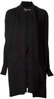 360 Sweater cashmere long cardigan