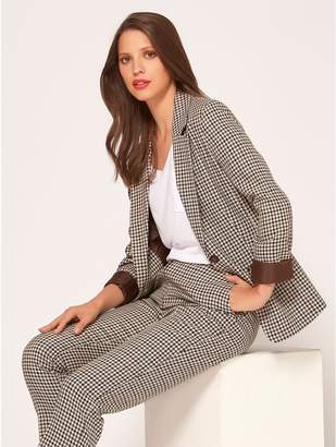 M&Co Heritage check blazer jacket