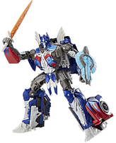 Transformers The Last Night Voyager Optimus Prime Action Figure