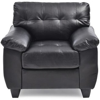Black Leather Club Chair Shop The World S Largest Collection Of Fashion Shopstyle