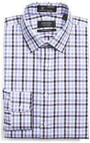 Nordstrom Smartcare TM Traditional Fit Plaid Dress Shirt