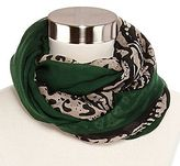 JCPenney Animal Print Infinity Scarf