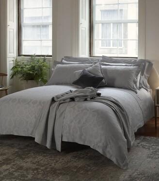 Amalia Set of 2 Jaya Jacquard Oxford Pillowcases (50cm x 75cm)