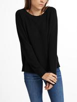 White + Warren Essential Sweatshirt