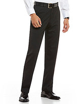 Murano Wardrobe Essentials Zac Modern Classic Fit Flat-Front Stripe Pants