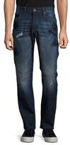 William Rast Hixson Straight Leg Jeans