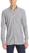 Barney Cools Men's Kingswell Long-Sleeve Shirt