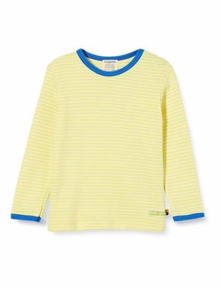 loud + proud Baby Boys' Striped Shirt Organic Cotton Long Sleeve Top
