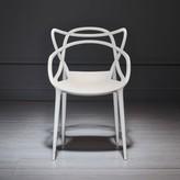 Graham and Green Philippe Starck White Masters Chair