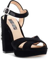 INC International Concepts Rosarria Block-Heel Sandals, Created for Macy's