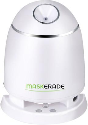 Ora White Maskerade Duet Facial Steamer & Organic Mask Maker--White