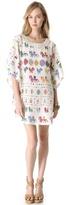 Carolina K. Crochet Detailed Dress