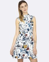 Oxford Henriette Floral Printed Dress