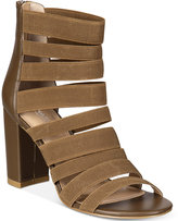 Charles by Charles David Ericka Strappy Block-Heel Sandals