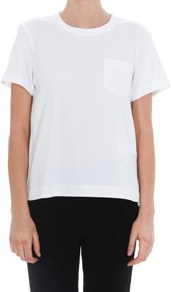 Sacai Open Back T-Shirt