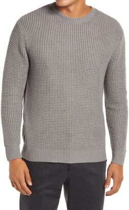 Liverpool Shaker Stitch Crewneck Sweater