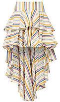 Caroline Constas Giulia Stripe Skirt