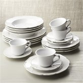 Crate & Barrel Savannah 20-Piece Dinnerware Set