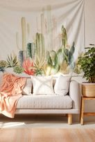 Urban Outfitters Cactus Landscape Tapestry