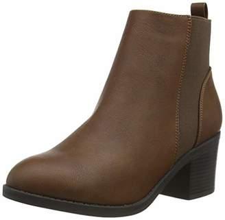 New Look Women's WF CORA 2 IC-PU CHLS BLOCK HL63:18:S206 Ankle boots,(39 EU)