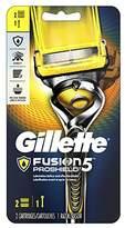 Gillette Fusion5 ProShield Men's Razor with 2 Razor Blade Refills, Mens Fusion Razors / Blades