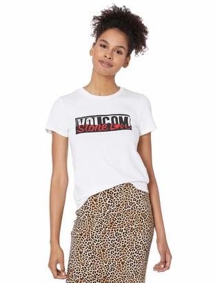 Volcom Women's Let's Nice Short Sleeve Tee