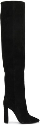 Saint Laurent 76 Knee-High Boots