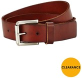 Very Mens Distressed Leather Belt