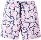 Etro printed swim shorts - men - Nylon - XL