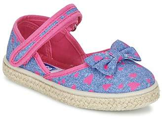 Chicco MAGDA girls's Espadrilles / Casual Shoes in Multicolour