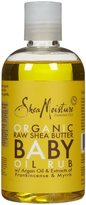 Shea Moisture SheaMoisture Baby Massage Oil - Raw Shea Butter - 8 oz