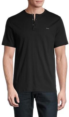 Michael Kors Henley T-Shirt
