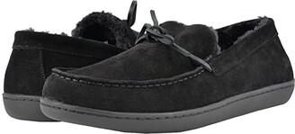 Vionic Adler (Black) Men's Slip on Shoes