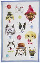 Sur La Table Dog Kitchen Towel