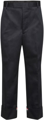Thom Browne Cotton Trousers