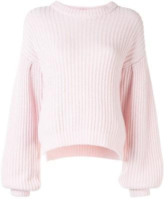 Baum und Pferdgarten Cerra ribbed-knit cotton jumper