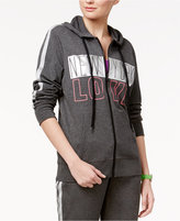 Material Girl Active Pro Juniors' New York Love Graphic Hoodie, Only at Macy's